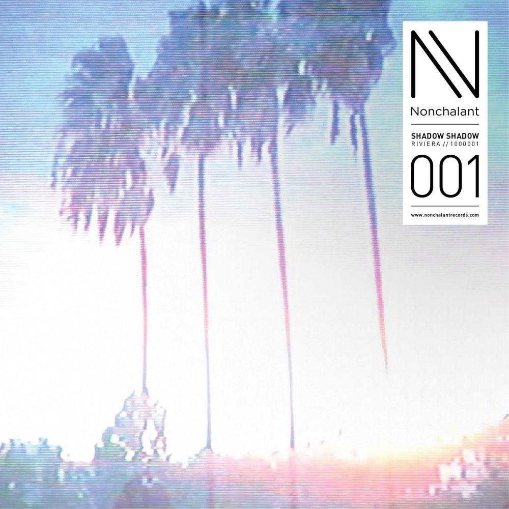 "Image of Riviera/1000001 7"" single"