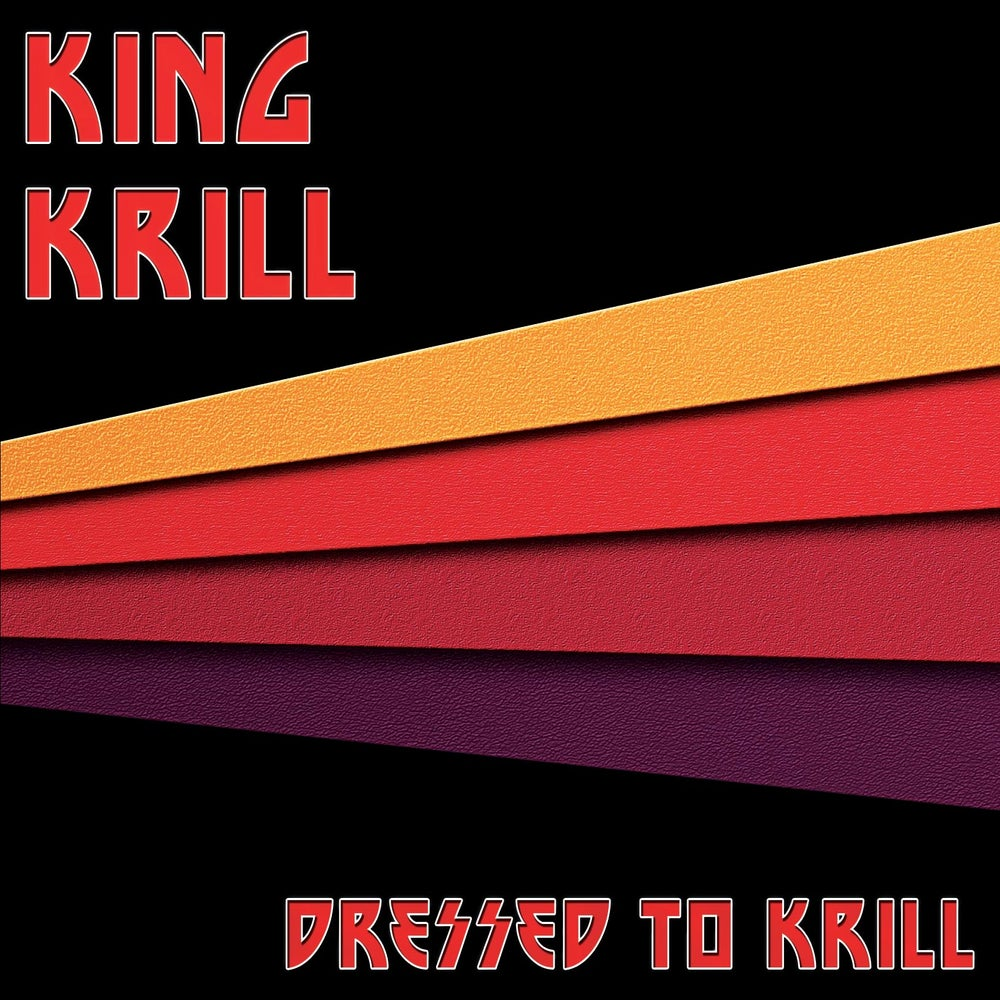 Image of King Krill 'Dressed To Krill' 5 track E.P. (2013) CD Format