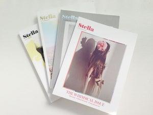 Image of Stella no.2,3,4 and 5