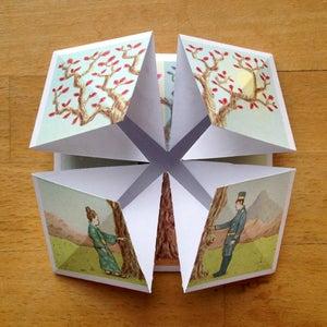 Image of Origami Comic