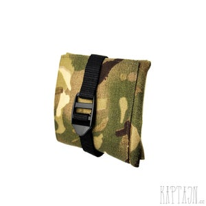 Image of Camo seat pack / Camo sadeltaske