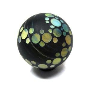 Image of Tumbled Indigo Planet Marble