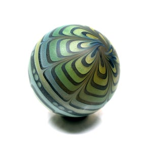 Image of Tumbled Spiral Marble
