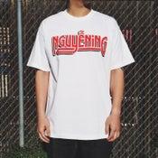 """Image of """"NGUYENING"""" WHITE T-SHIRT"""