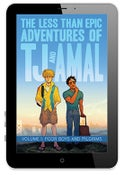 Image of TJ & Amal Volume 1 Graphic Novel - PDF edition