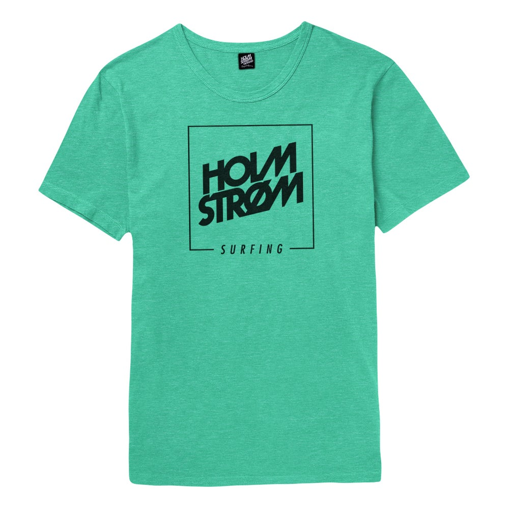 Image of Men's Classic Tee - Heather Green