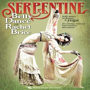Image of Serpentine DVD: 2 discs