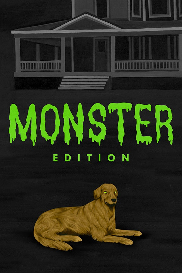 Image of Monster Edition Zine