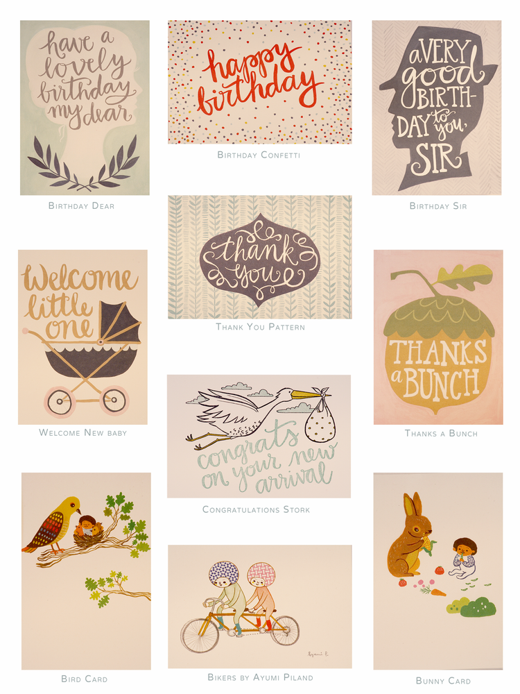 Image of Greeting Cards