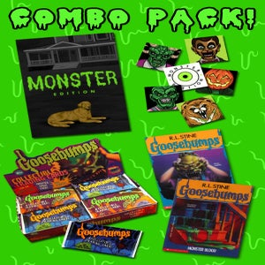 Image of Monster Edition Combo Pack! (Limit of 35)