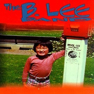 Image of The Bruce Lee Band S/T