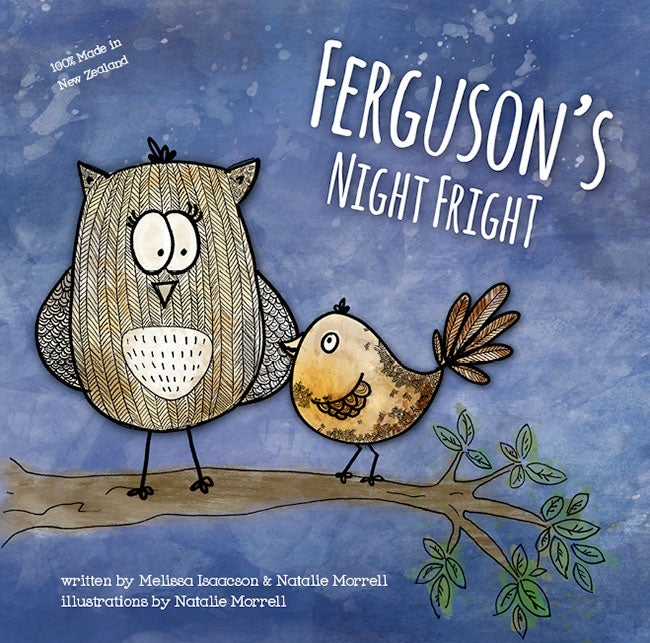 Image of Ferguson's Night Fright Book