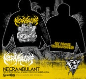 Image of NECRAMBULANT - Self Biological Carnivorous...HOODIE