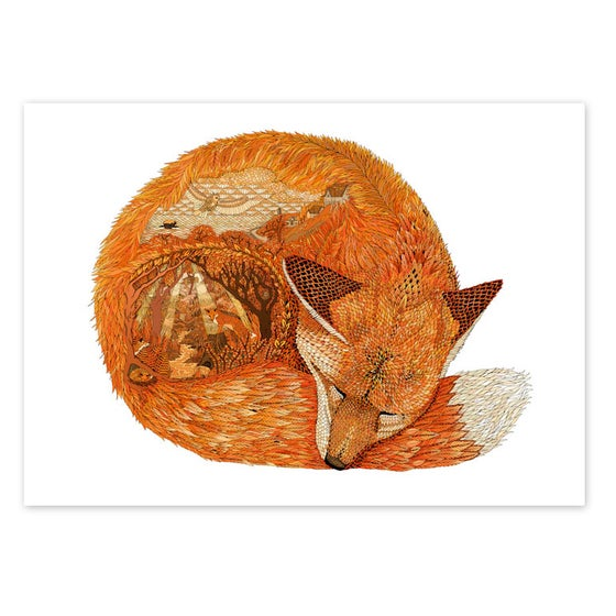 Image of Gwel an Mor Fox