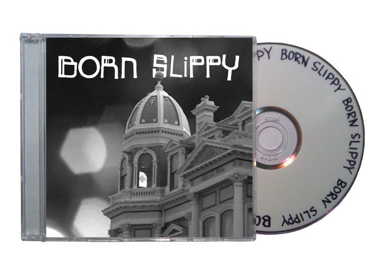 Image of Born Slippy DVD