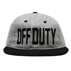 Image of OFF DUTY BALL CAP
