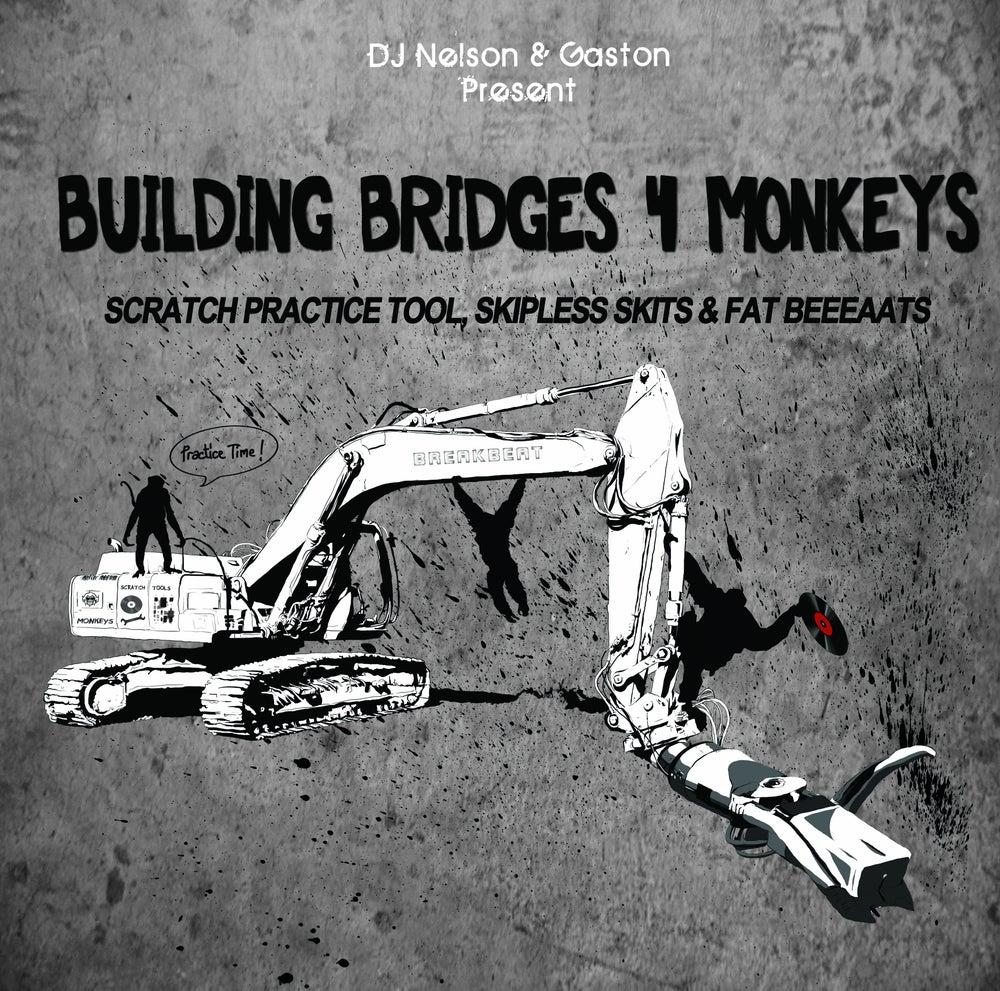 Image of BUILDING BRIDGES 4 MONKEYS