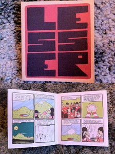 Image of Lesser Mini Comic
