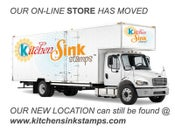 Image of Our Store Has moved... but can still be found at www.kitchensinkstamps.com
