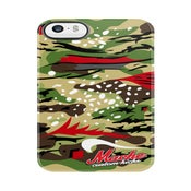 "Image of ""Sneaker Camo"" uncommon iPhone 5 case"