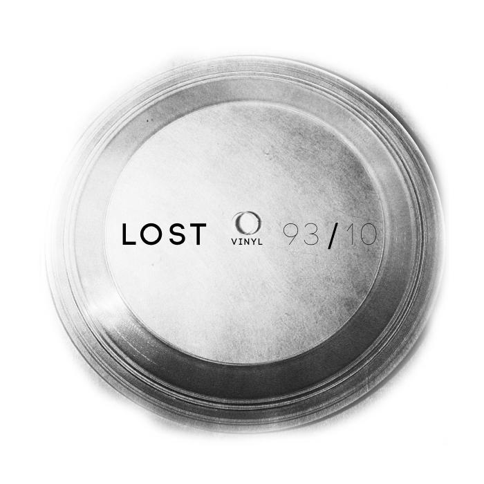Image of '50 Below' Lost Vinyl 9310 + CD