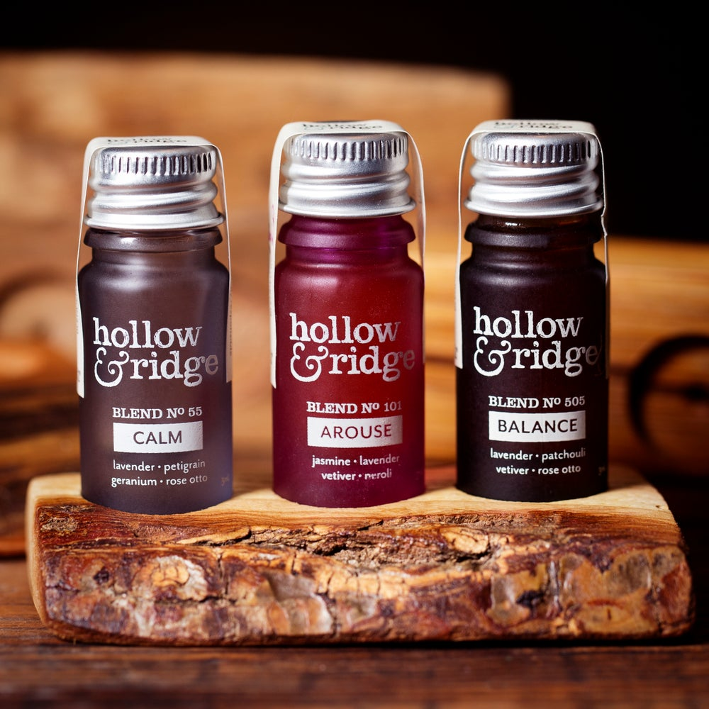 Image of 3-pack of all blends | CALM, AROUSE, BALANCE