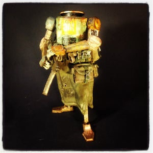 Image of Threea x Ashley Wood Deimos Dropcloth WWRp 1/12