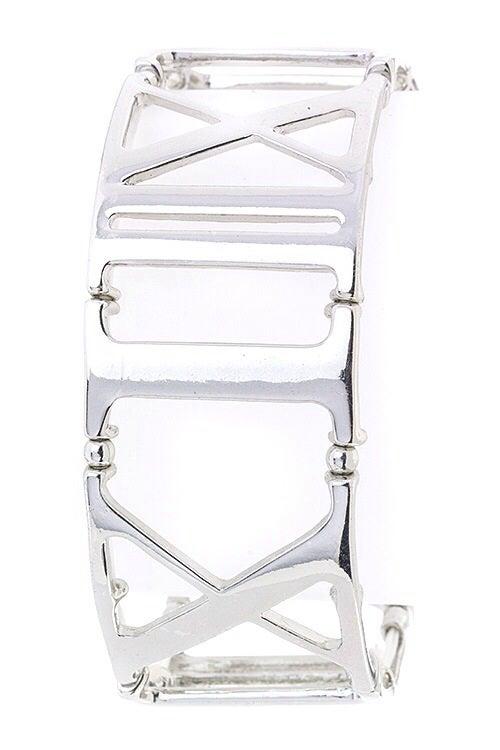 Image of Roman Numerals Bracelet