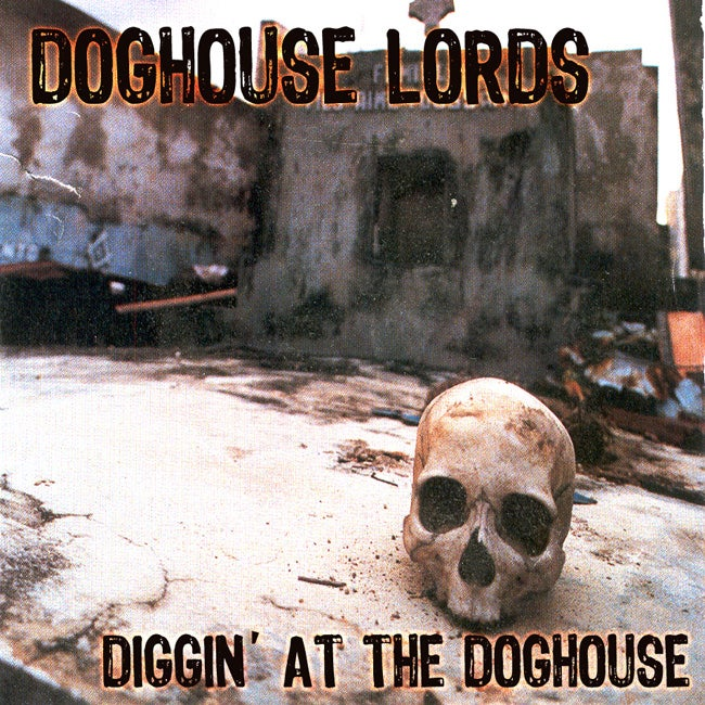 Image of Diggin' at the Doghouse CD