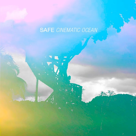"Image of Safe - Cinematic Ocean / 12"" Vinyl [Pink marble]"