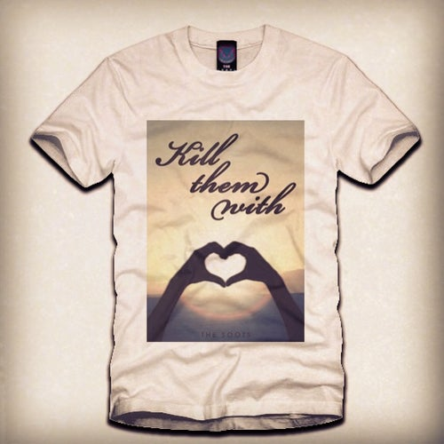 Image of 'Kill Them With Love' Tee