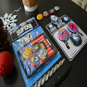 Image of Supers: Jumbo Sticker Pack