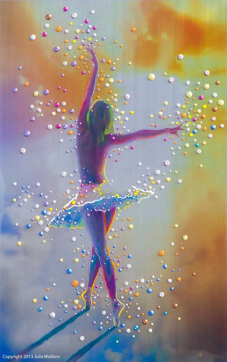 The Energy Art Store By Julia Watkins Sky Dancer
