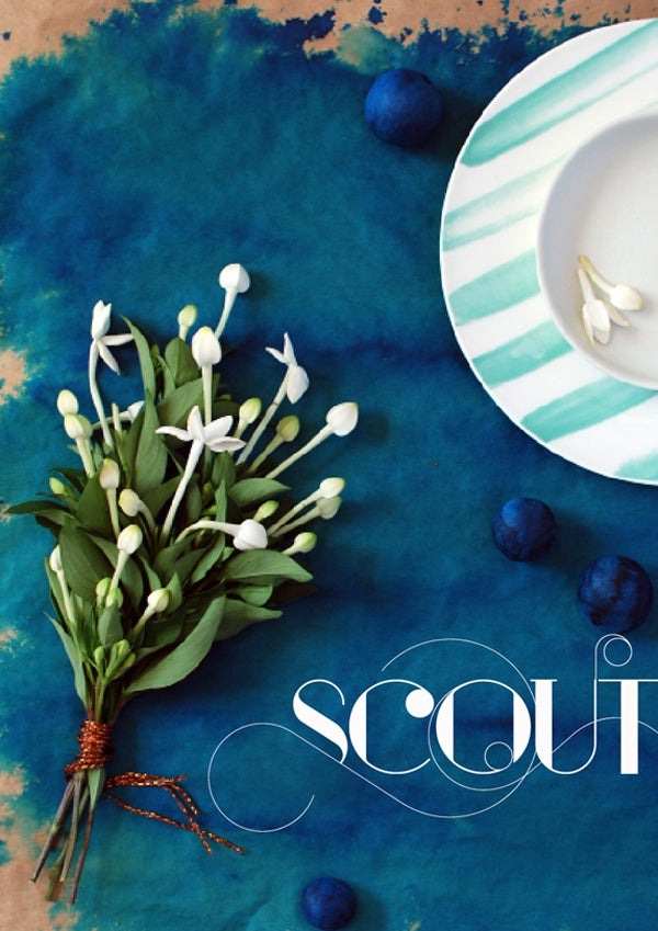 Image of S C O U T   issue one