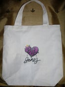 Image of DAZ JONEZ© ALL RIGHTS RESERVED BY DAZ INDUSTRIES TOTE BAG