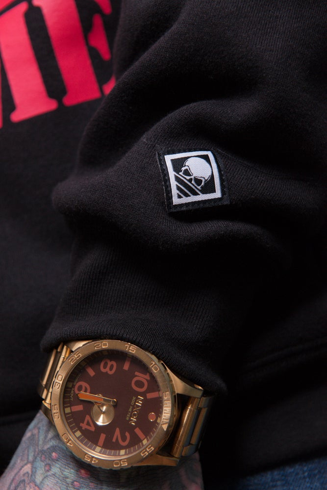 Image of PUBLIC ENVY CREWNECK