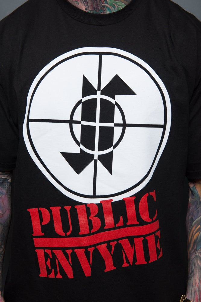 Image of PUBLIC ENVY TEE