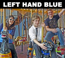 Image of Left Hand Blue