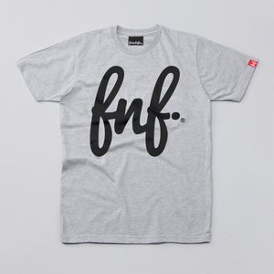 Image of Grey FNF Tee