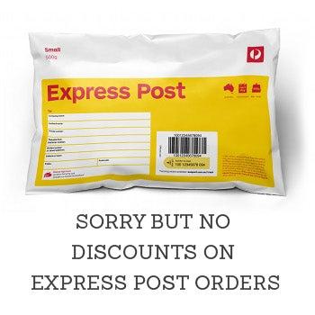 Image of Express Post option AUSTRALIA