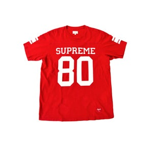 Image of SUPREME FOOTBALL TOP