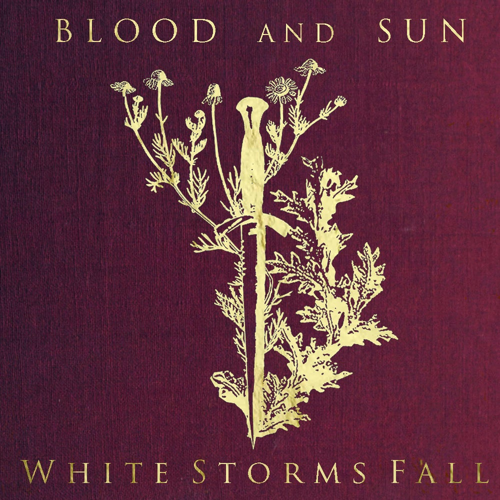 Image of Blood and Sun - White Storm Falls LP