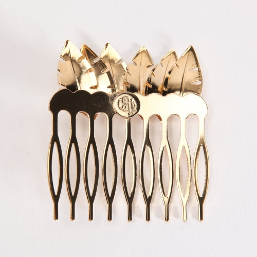 "Image of ""TOTEM"" LARGE HAIR COMB"
