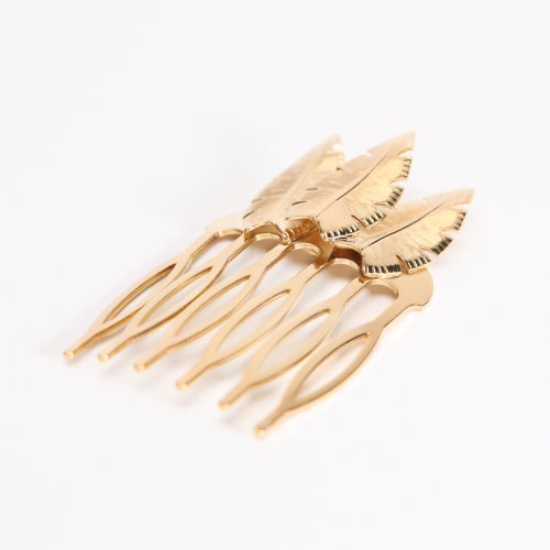 "Image of ""TOTEM"" SMALL HAIR COMB"