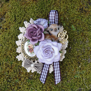 Image of Treasure & Fawn 2-way Clip/Brooch