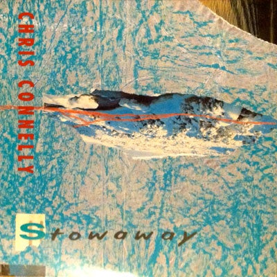 Wax Trax Records Chris Connelly Stowaway 12 Quot Vinyl