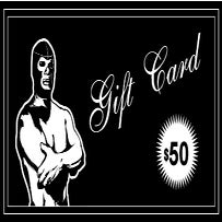 Image of Gift Card 50
