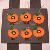 Image of incognito bear ornament // clementines 2013