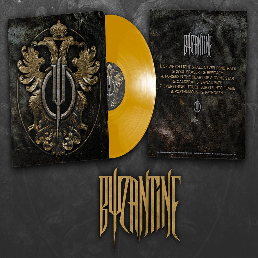 Image of Byzantine Vinyl -Limited Release