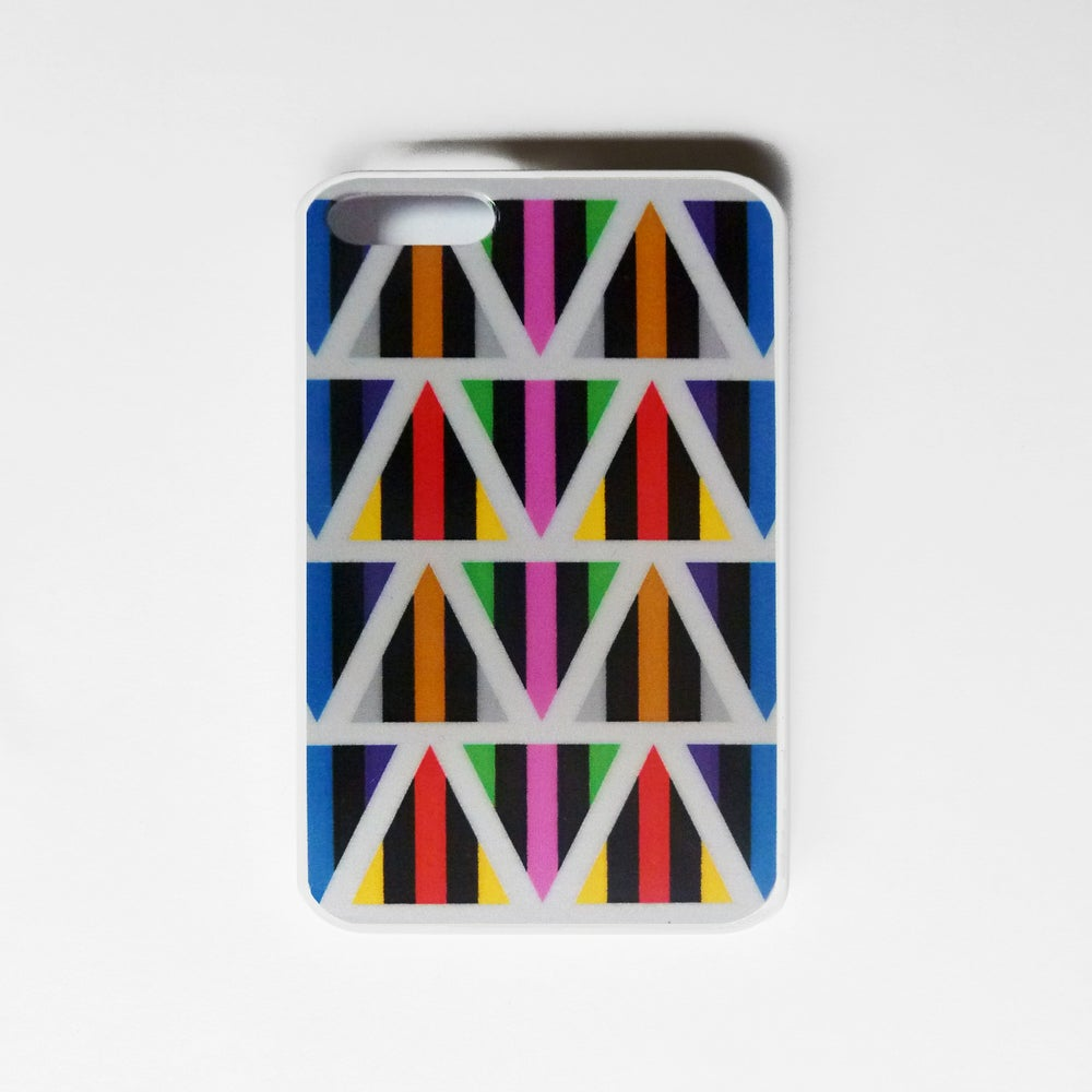 Image of iPhone 4/4s case, print Arrow
